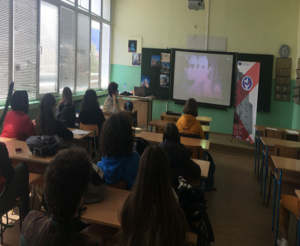 First film screening under the Price of Freedom and Democracy project