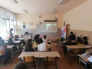 Second and Third Film Screening, Bulgaria